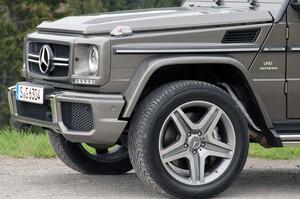 Расширители арок G63 AMG для Mercedes G-Class W463