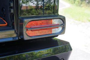 Накладка на фонари Mansory для Mercedes G-Class