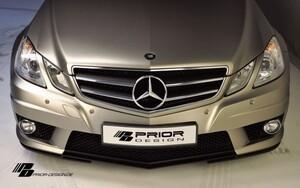 Передний бампер Prior Design для Mercedes E-Class Coupe C207