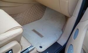 Велюровые коврики Mansory для Bentley Bentayga