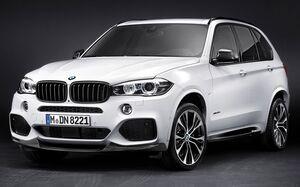 Комплект дооснащения M Performance для BMW X5 F15