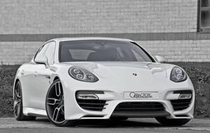 Обвес Caractere для Porsche Panamera Turbo