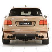Задний бампер Startech для Bentley Bentayga