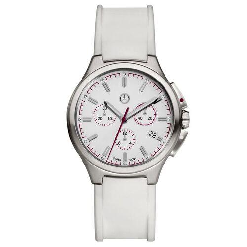 Женские наручные часы-хронограф Mercedes