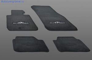 Комплект ножных ковриков AC Schnitzer для BMW X1 E84 xDrive
