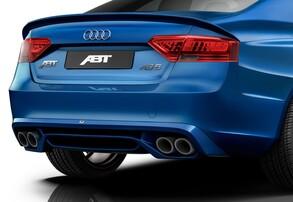 Спойлер ABT для Audi A5 Coupe