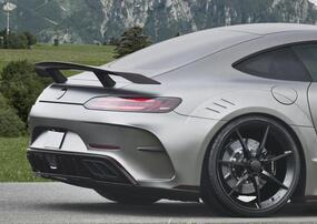 Карбоновый спойлер Mansory для Mercedes GT AMG