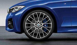 Комплект колес Cross Spoke 794M Performance для BMW G20 3-серия