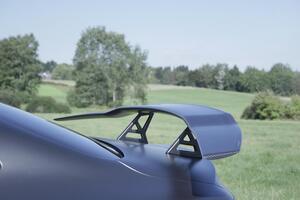 Карбоновый спойлер Mansory для Mercedes S-Class Coupe