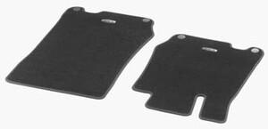 Велюровые коврики для Mercedes CLK A209 C209