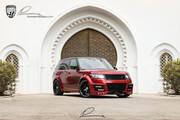 Обвес Lumma CLR-R для Range Rover Vogue