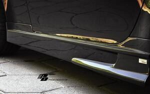 Пороги Prior Design для Mercedes SLK R171