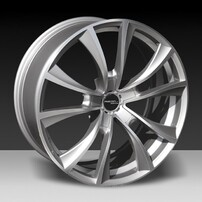 20'' Литой диск MP1-MONOBLOCK Piecha Design для Mercedes