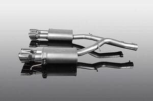 Глушитель AC Schnitzer для Jaguar F-Pace
