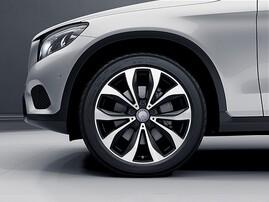 20'' Литой диск для Mercedes GLC X/C253