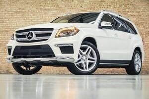 Обвес AMG для Mercedes GL X166