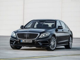 Обвес AMG для Mercedes S-Class W222