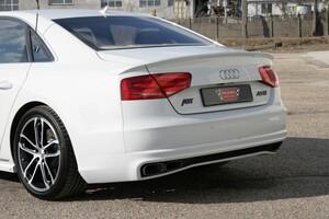 Спойлер ABT для Audi A8 8H