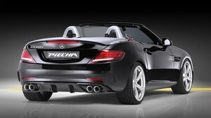 Глушители Piecha для Mercedes SLC R172