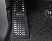 Упор под ногу Hamann для BMW X5 F15/X6 F16