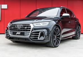 Обвес с расширением ABT для Audi Q5 New