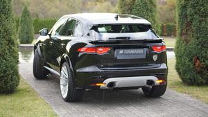 Спойлер Hamann для Jaguar F-Pace