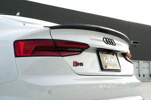 Карбоновый спойлер Audi Sport для Audi A5 Coupe B9