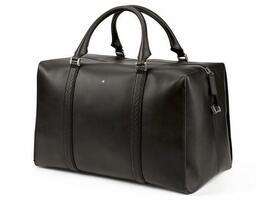 Кожаная дорожная сумка Montblanc