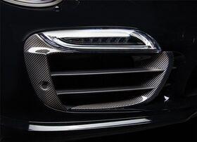 Карбоновые воздуховоды Techart для Porsche 991.1