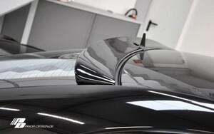 Спойлер на заднее стекло Prior Design PD65 для Mercedes E-Class W211