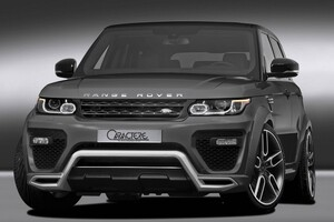 Обвес Caractere для Range Rover Sport
