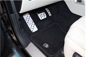 Велюровые коврики Lumma для Range Rover Vogue