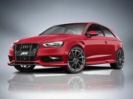 Пороги ABT для Audi A3 8V