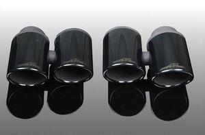 Насадки глушителя AC Schnitzer для BMW G30 5-серия