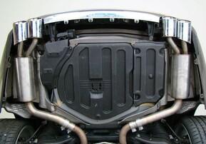 Глушители MEC Design для Mercedes CLS C218