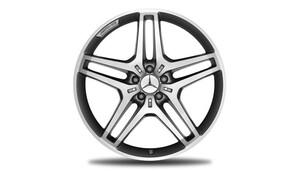 21'' Литой диск AMG для Mercedes GLE и GLS