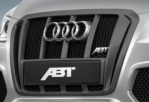 Решетка радиатора ABT для Audi Q5 8R
