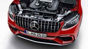 Решетка GLC63 для Mercedes GLC C253 X253