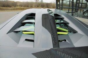 Карбоновый воздухозаборник Hamann для Lamborghini Aventador
