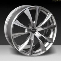 19'' Литой диск MP1-Monoblock Piecha Design для Mercedes