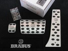 Накладки на педали Brabus для Mercedes