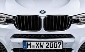 Решетка радиатора M Performance для BMW X4 F26