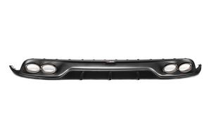 Карбоновый диффузор Akrapovic для Porsche 991 Turbo