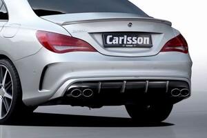 [C117] Глушитель Carlsson для Mercedes CLA-Class C117