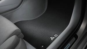 Велюровые коврики Premium для Audi A6 C7