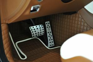 Накладки на педали Brabus для Mercedes S-Class