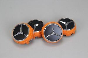 Заглушки в диски для Mercedes