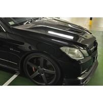 Карбоновый капот для Mercedes E-Class Coupe C207