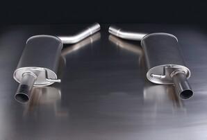 Глушители Remus для Audi A6 и A7 4G