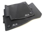 Передние резиновые коврики для Audi A4 B9